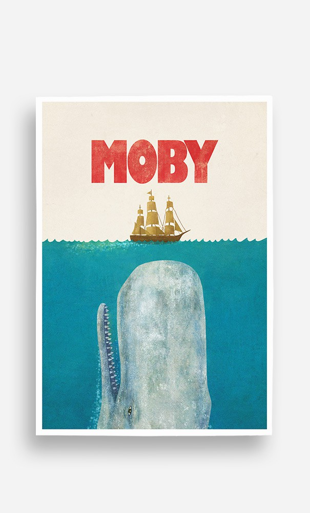 Poster Moby