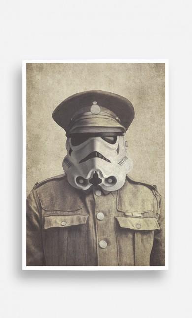 Poster SGT Trooper