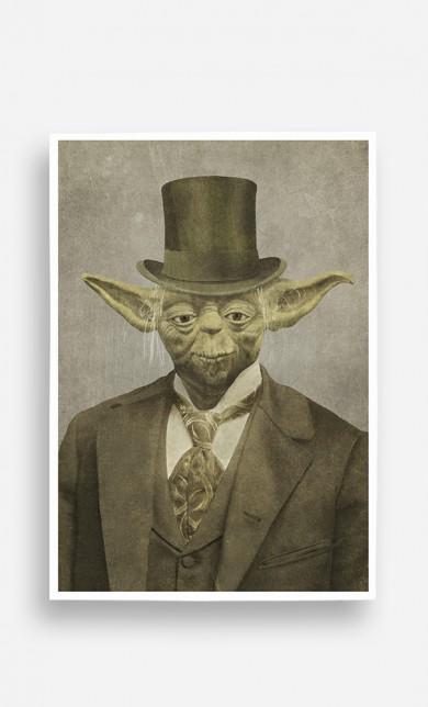 Poster Sir Yoda