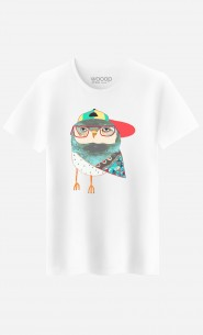 T-Shirt Homme Hip Owl