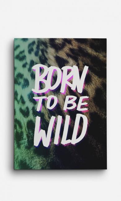 Toile Born to be Wild