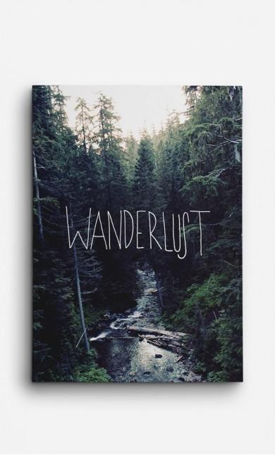 Toile Wanderlust