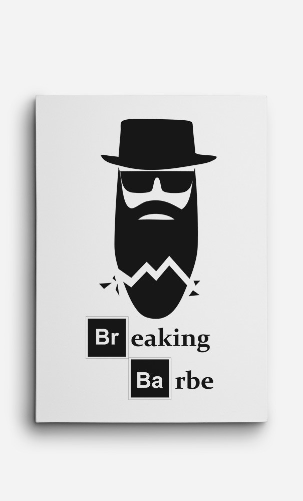 Toile Breaking Barbe