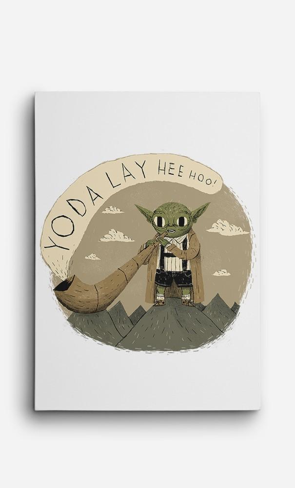 Toile Yoda Layheehoo