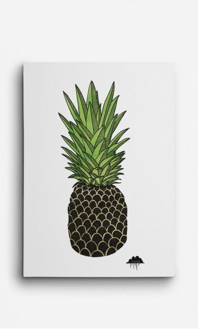 Toile Pineapple Paul