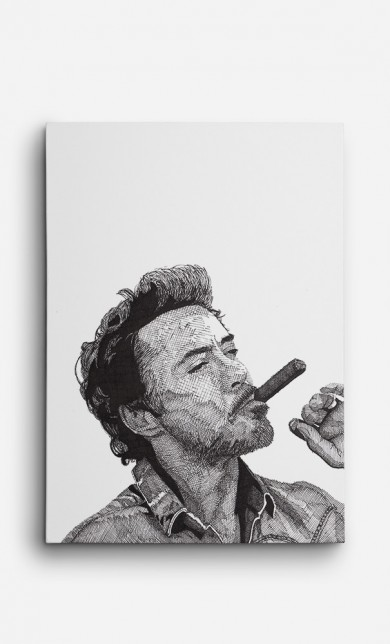 Toile Robert Downey Jr