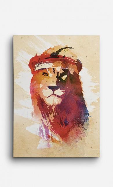 Toile Gym Lion