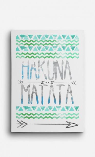 Toile Hakuna Matata