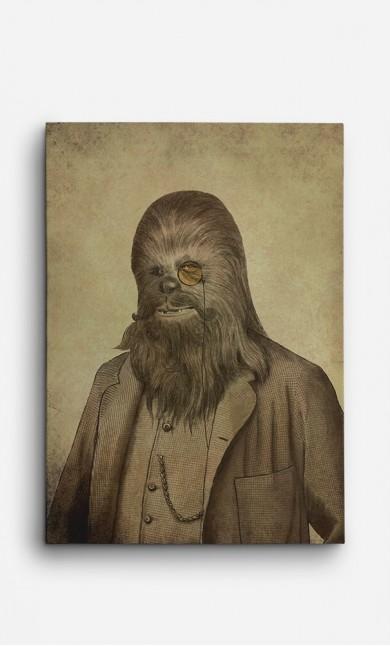 Toile Chancellor Chewie