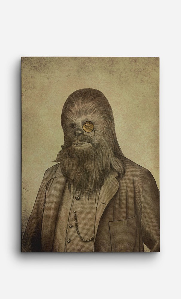 Toile Chancellor Chewie