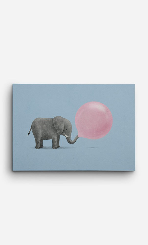 Toile Jumbo Bubble Gum