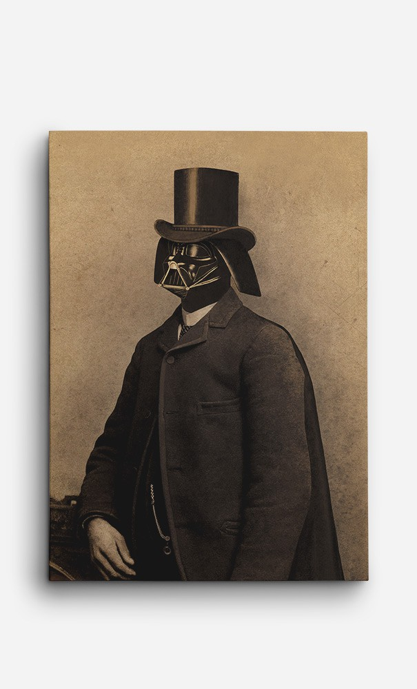 Toile Lord Vader