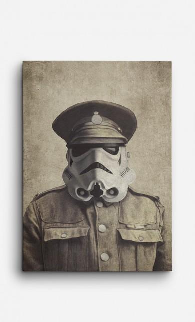 Toile SGT Trooper