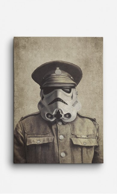 Toile SGT Trooper