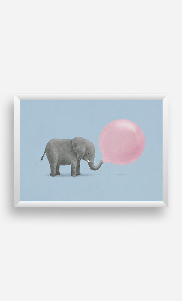 Cadre Jumbo Bubble Gum