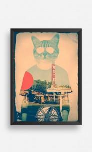 Cadre Cool Cat