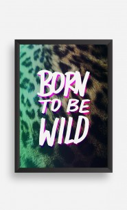 Cadre Born to be Wild