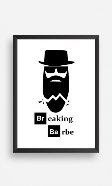 Cadre Breaking Barbe