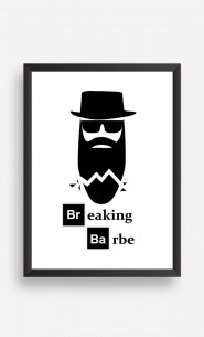 Cadre Breaking Barbe