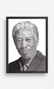 Cadre Morgan Freeman