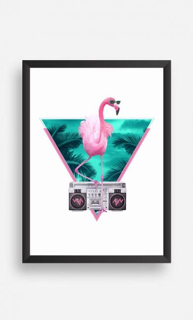 Cadre Flamingo