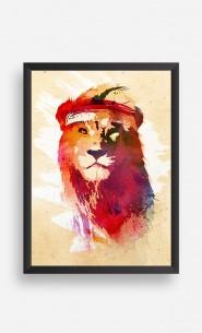 Cadre Gym Lion