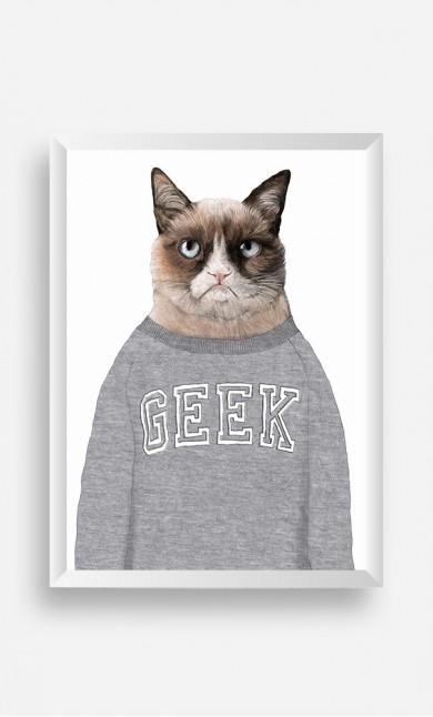 Cadre Grumpy Cat