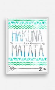Cadre Hakuna Matata