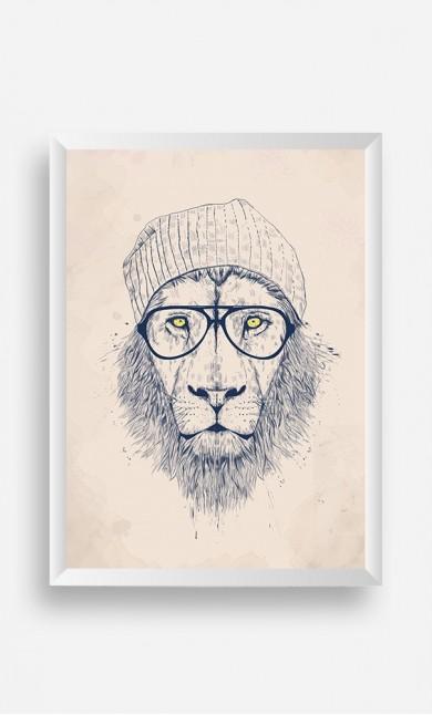 Cadre Cool Lion