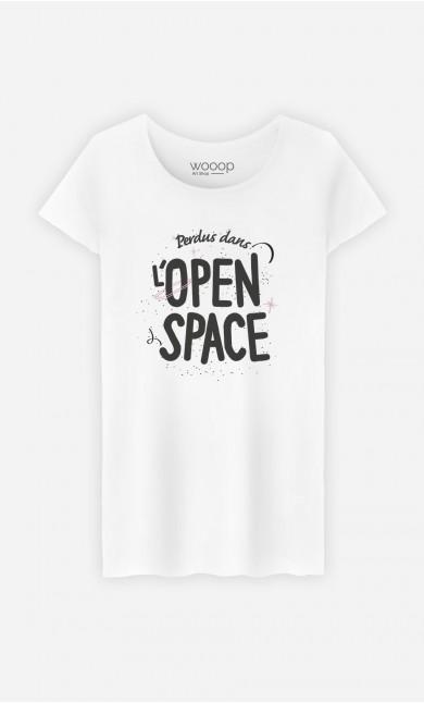 T-Shirt Femme Open Space