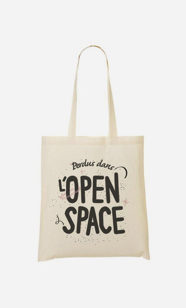 Tote Bag Open Space