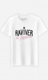 T-Shirt Homme Raviver la Flemme