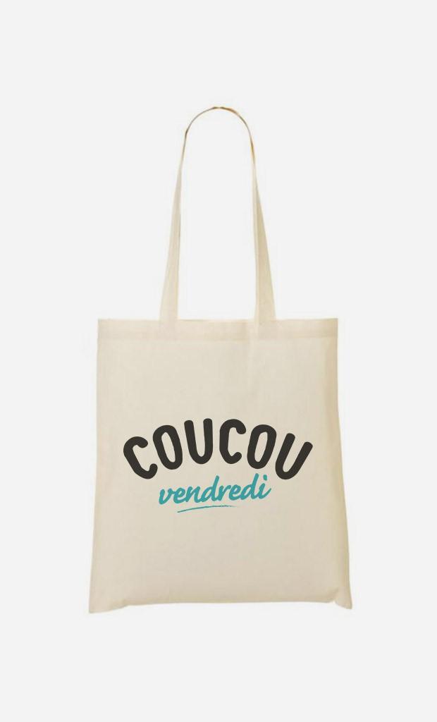 Tote Bag Coucou Vendredi