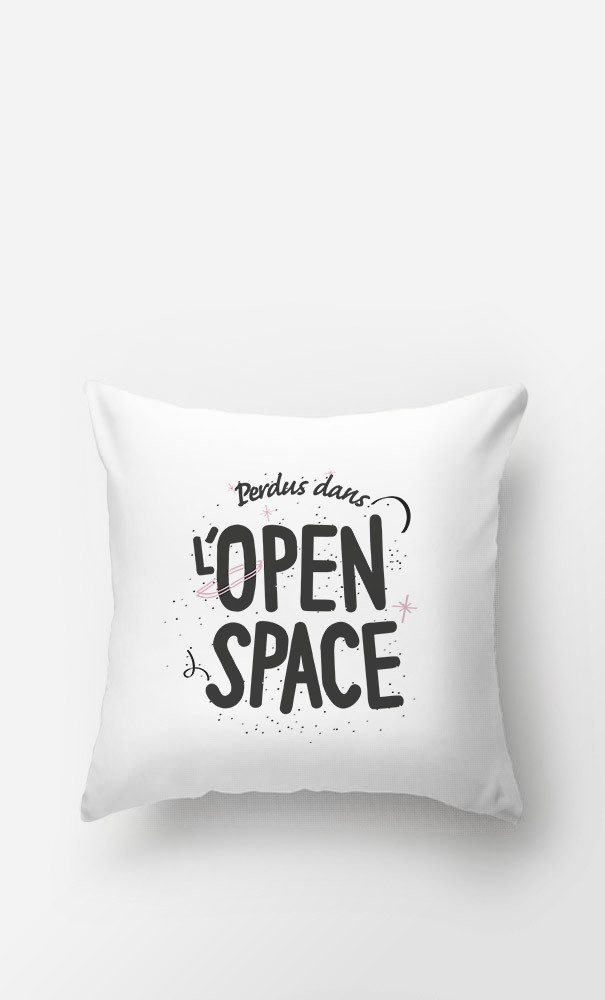 Coussin Open Space