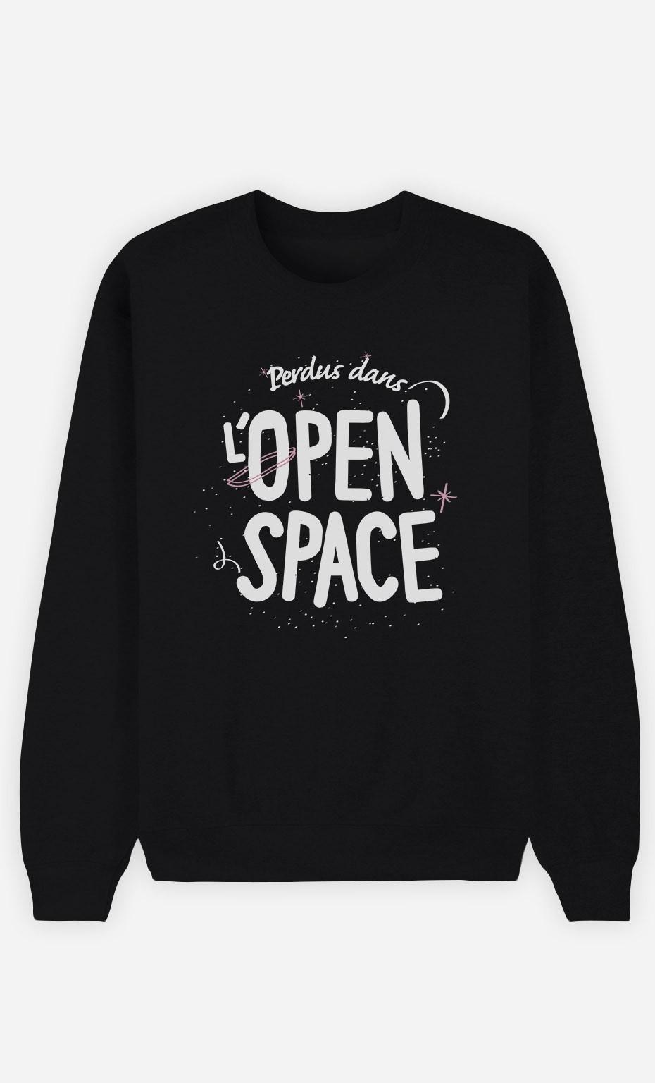 Sweat Noir Open Space