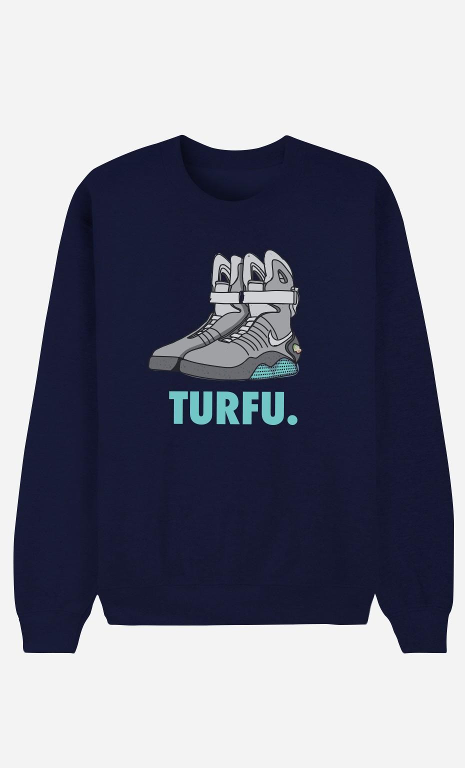 Sweat Bleu Turfu