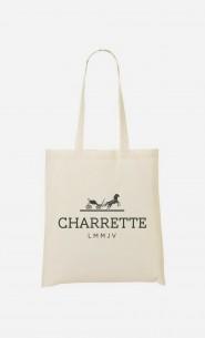 Tote Bag Charrette Semaine