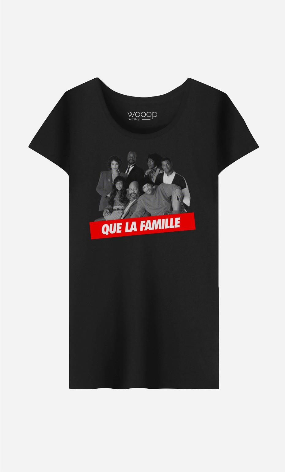 T-Shirt Que la Famille