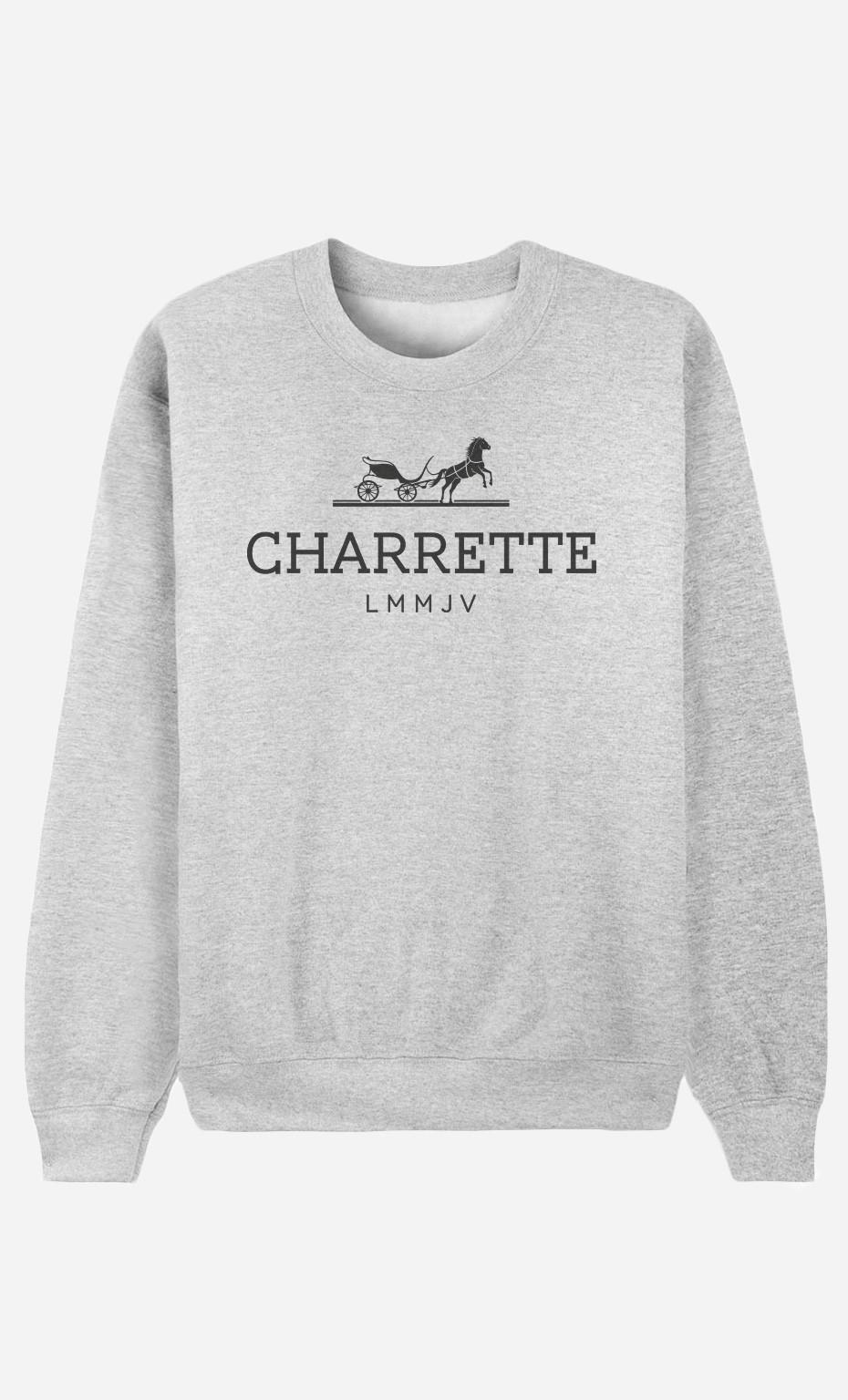 Sweat Charrette Semaine