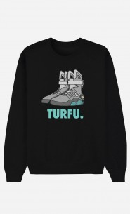 Sweat Noir Turfu