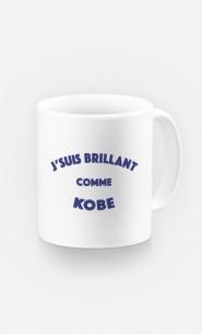 Mug J'suis Brillant comme Kobe
