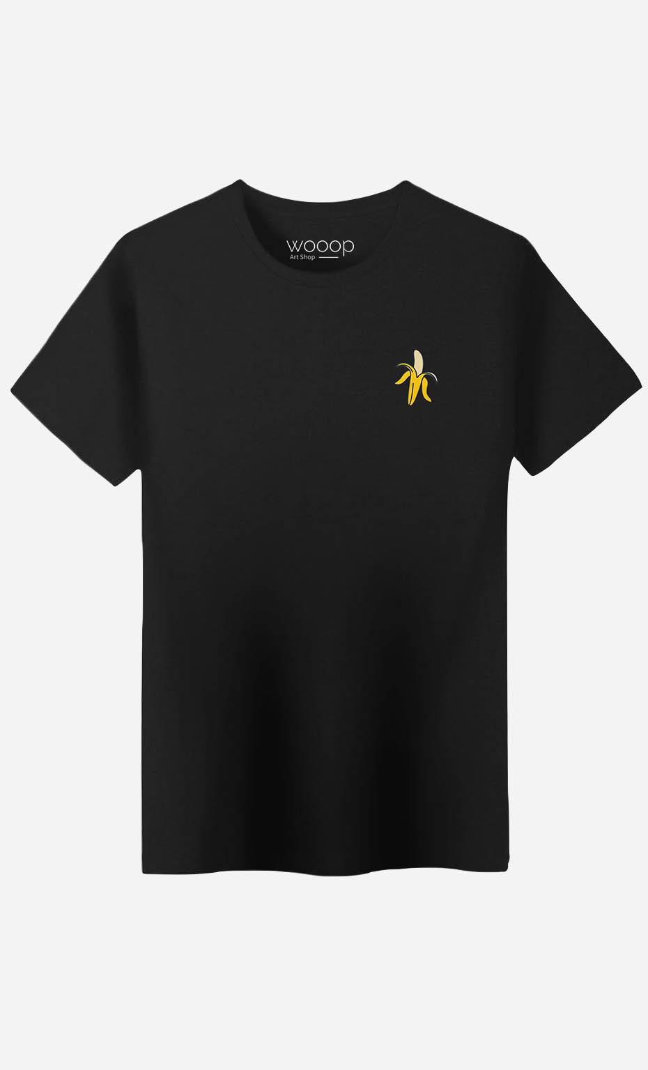 T-Shirt Banana - brodé