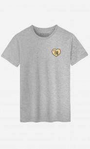 T-Shirt Homme Fuck Off - brodé