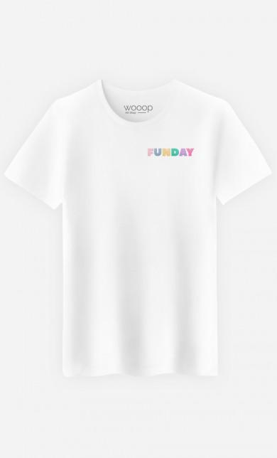 T-Shirt Funday - brodé