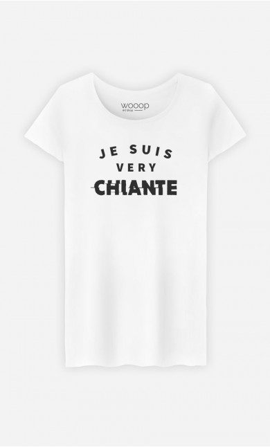 T-Shirt Je suis Very Chiante