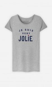 T-Shirt Je suis Very Jolie