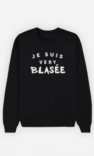 Sweat Femme Je suis Very Blasée
