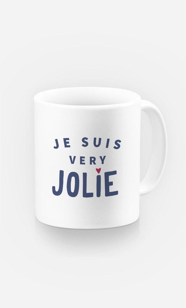 Mug Je suis Very Jolie