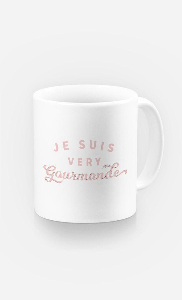 Mug Je suis Very Gourmande