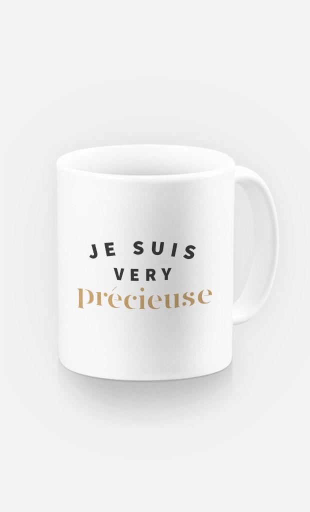 Mug Je suis Very Précieuse